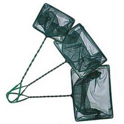 Сачок Triton №4 – 10x7.5см зеленая сетка