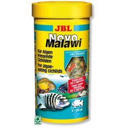 JBL NovoMalawi 250 мл – Корм для растительноядных цихлид из озер Малави и Танганьика