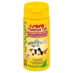 SERA Plankton Tabs – Таблетки с планктоном 130 таб. 50 мл (33 г)