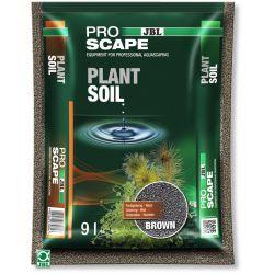 JBL ProScape PlantSoil BROWN – Питательный грунт для растительных аквариумов, коричневый, 9 л