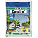 JBL Sansibar SNOW – Грунт декоративный, белоснежный, 0.1-0.6 мм, 5 кг