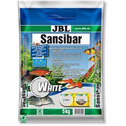 JBL Sansibar WHITE – Грунт декоративный, белый, 0.1-0.4 мм, 5 кг