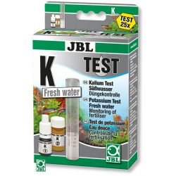 JBL K Potassium Test-Set – Тест на содержание калия (K)