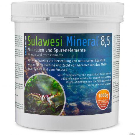 SaltyShrimp Sulawesi Mineral 8,5 – Минерализатор воды 1000 г