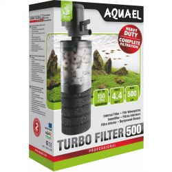 AQUAEL Turbo Filter 500 – Фильтр внутренний 500 л/ч до 150 л