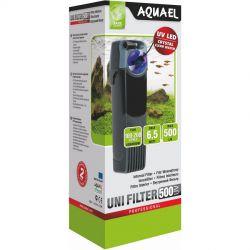 AQUAEL UNIFILTER 500 UV POWER – Фильтр внутренний 100-200 л