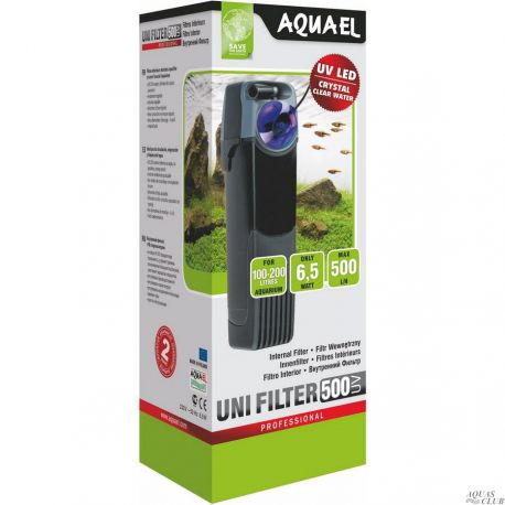 AQUAEL UNIFILTER 500 UV POWER