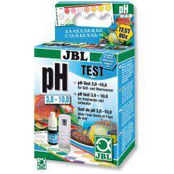 JBL pH 3,0-10,0 Test – Тест на определение кислотности pH
