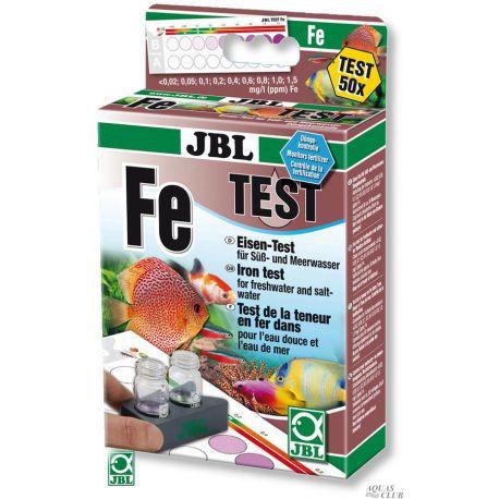 JBL Fe Test – Тест для определения содержания железа