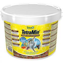 Tetra TetraMin – Основной корм для тропических рыб 10 л