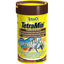 Tetra TetraMin 100 мл – Основной корм для тропических рыб