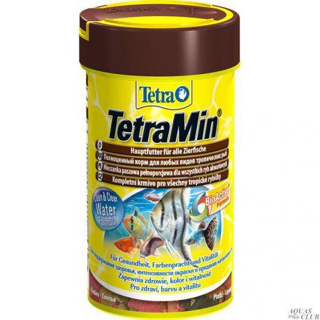 Tetra TetraMin – Основной корм для тропических рыб 100мл