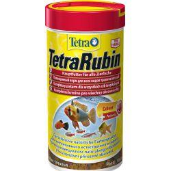 Tetra TetraRubin 250 мл – Корм для усиления естественной окраски рыб