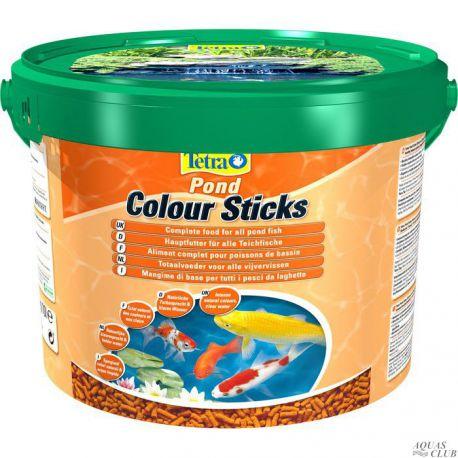 Tetra Pond Colour Sticks – Плавающие палочки для усиления окраса прудовых рыб
