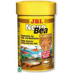 JBL NovoBea - Корм для гуппи и других маленьких аквариумных рыб, 100 мл. (30 г.)