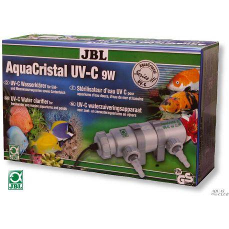 JBL AquaCristal UV-C 9W SERIES II – Ультрафиолетовый стерилизатор воды 9 вт