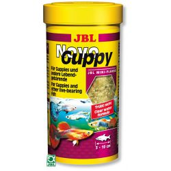 JBL NovoGuppy - Основной корм для гуппи и других живородящих, 100 мл. (21 г.)