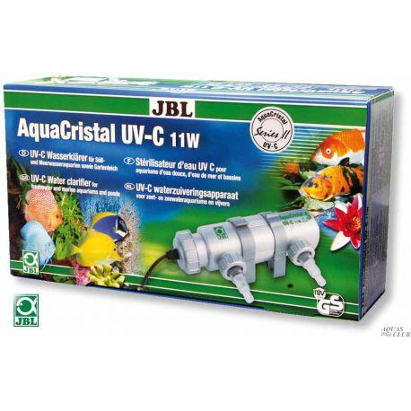 JBL AquaCristal UV-C 11W SERIES II – Ультрафиолетовый стерилизатор воды 11 вт