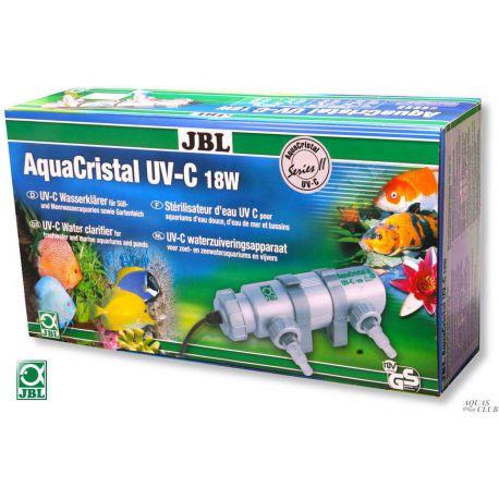 JBL AquaCristal UV-C 18W SERIES II – Ультрафиолетовый стерилизатор воды 18 вт