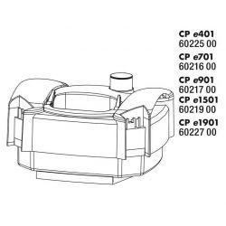 Голова фильтра CristalProfi е401 e701 e901 e1501 e1901 greenline