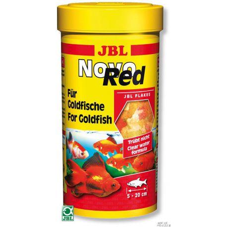 JBL NovoRed - Основной корм для золотых рыб в форме хлопьев, 100 мл. (16 г.)