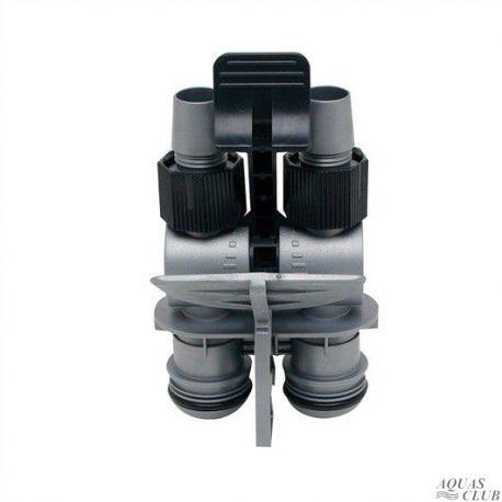 Кран двойной Aqua-Stop для фильтров FLUVAL 104-404/105-405