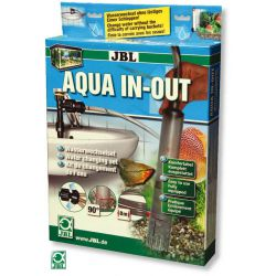 JBL Aqua In-Out New – Система для эффективной подмены воды