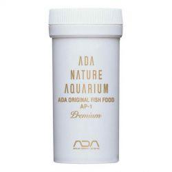 ADA Fish Food AP-1 Premium 25 г – Обогащённый кальцием корм премиум класса в форме гранул для мальков и мелких рыб