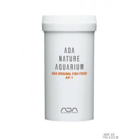ADA Fish Food AP-1 70 г – Основной корм в форме гранул для молоди и рыб маленького размера