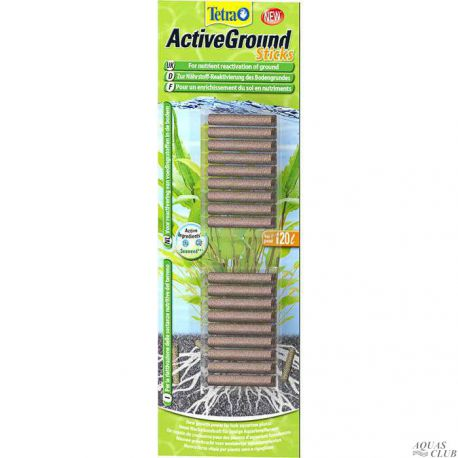 Удобрение Tetra ActiveGround Sticks 2х9шт