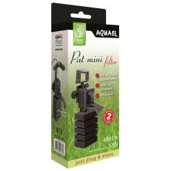 AQUAEL PAT mini – Помпа-фильтр внутренний до 30 л