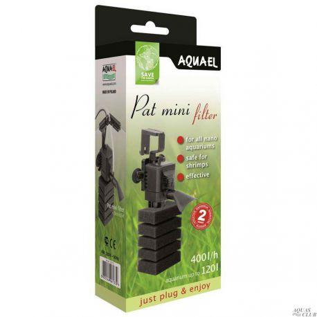 Помпа-фильтр внутренний AQUAEL PAT mini до 30 л