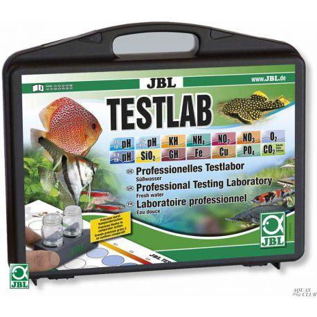 JBL Testlab - Водонепроницаемый чемодан, содержащий набор из 9-ти тестов