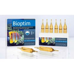 PRIDIBIO Bioptim – Препарат стимулирующий рост и развитие бактерий в морском аквариуме 6 шт
