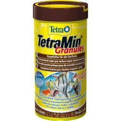 Tetra TetraMin Granules 250 мл – Гранулированный корм для всех декоративных рыб