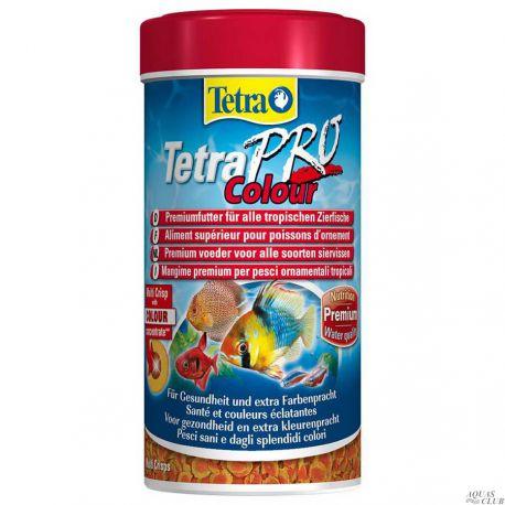 Tetra TetraPro Colour – Высококачественный корм для усиления окраса