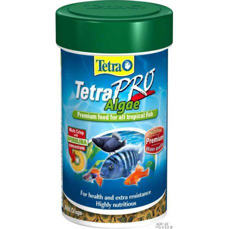 Tetra TetraPro Algae – Высококачественный корм c концентратом спирулины