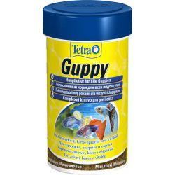 Tetra Guppy 100 мл – Сбалансированный корм для всех видов гуппи