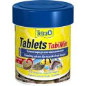Tetra Tablets TabiMin 120 табл. – Основной корм для всех видов донных рыб