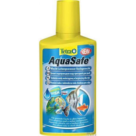 Tetra AquaSafe – Кондиционер для подготовки воды