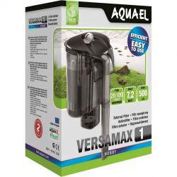 AQUAEL VERSAMAX-1 – Фильтр внешний навесной 500 л/ч 20-40л