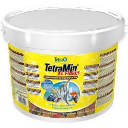 Tetra TetraMin XL 10 л – Основной корм для тропических рыб