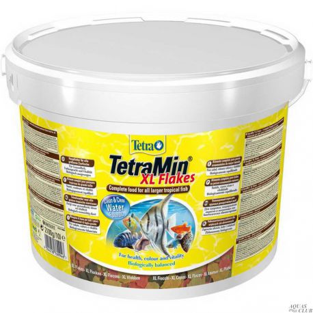 Tetra TetraMin XL – Основной корм для тропических рыб 10л