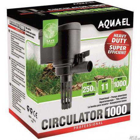 Помпа аквариумная AQUAEL CIRCULATOR 1000 1000л/ч до 150-250л