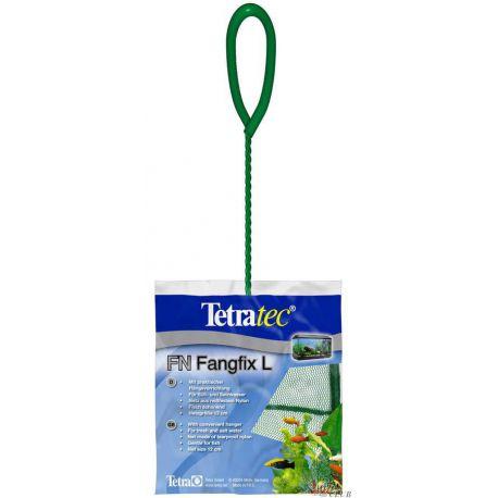 Сачок Tetra №3 L 12 см зелёная сетка