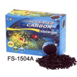 Наполнитель ACTIVATED CARBON уголь активированный 400 г