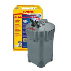 Фильтр внешний SERA fil BIOACTIVE 400 + UV