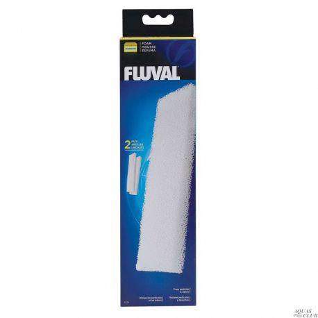 Губка механической очистки для фильтров FLUVAL 404, 405, 406 2шт