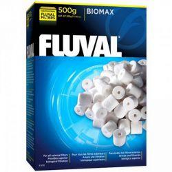 FLUVAL BIOMAX 500 г – Наполнитель керамические кольца для биологической очистки