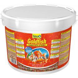 Tetra Goldfish 10 л – Корм для золотых рыбок, хлопья